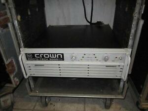 CROWN MACROTECH 5000-VZ