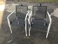 Garden chairs blooma Adelaide new