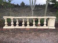 Bowland Stone Balustrade