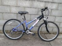 ladies bike raleigh 26''