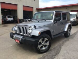 2018 Jeep Wrangler UNLIMITED SAHARA**TOUCHSCREEN**NAV**REMOTE ST