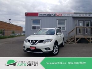2015 Nissan Rogue SV | AWD | PANO ROOF | BACK-UP CAM | BLUETOOTH