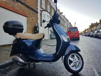2012 Vespa LX125cc excellent runner, great condition, only selling due to moving overseas