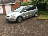 2008 FORD S-MAX 1.8 TDCI 7 SEATERS