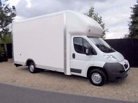 All Essex Short__Notice Removal Company Luton Vans and 7.5 Tonne Lorries And Reliable Man