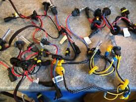 Xenon upgrade bulbs 13 Various bulbs