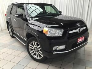 2012 Toyota 4Runner Limited *Navigation and Clean!*