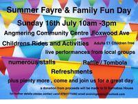 Sunday 16th July ,Angmering Community centre