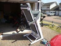 Tunturi J4F Folding Treadmill