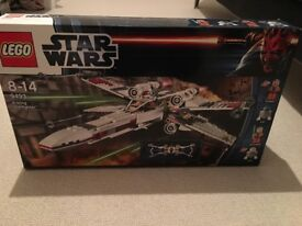 LEGO Star Wars 9493: X-Wing Starfighter - Excellent Condition