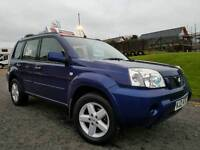 2006 Nissan X Trail 2.2 Dci 4x4. Full Nissan Service History! Lovely Example! 6 Months MOT!
