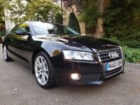 Audi A5 2.0 TDI Sport 2dr Full Audi Service History perfect condition Drive Like New Cam Belt Done