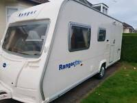 Bailey Ranger 500/5 with Awning for sale
