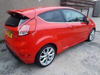Ford Fiesta 1.0L Ecoboost Titanium (125ps)