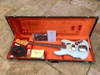 Fender Jazz Bass Custom Shop 1961 Heavy Relic