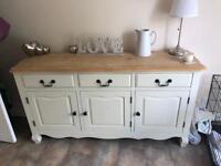 Oak furniture land Bella sideboard
