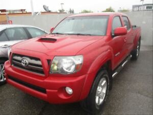 2010 Toyota Tacoma V6 | TRD Sport | Power Group | 4WD