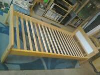 Devonshire toddler bed