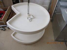 kitchen carousel unit