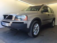 2004 │Volvo XC90 2.4 TD D5 SE Geartronic │Auto │Diesel │2 Former Keepers │1 Year MOT │HPI Clear