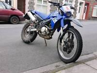Xt125r bike
