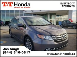 2015 Honda Odyssey Touring Touring* Navi, Rear Camera, Heated...