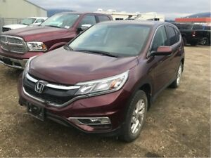 2015 Honda CR-V EX-L Heated leather, Sunroof, BU Cam