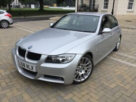 ***2008 BMW 320D EDITION M SPORT 177 BHP 6 SPEED SHOWROOM CONDITION**