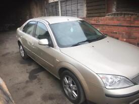 Ford mondeo parts , full car breaking