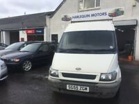 Reg.14/09/2005 FORD TRANSIT VAN 280 SWB 2.0L DIESEL - YEAR MOT - SERVICE - MUST BE SEEN - NO VAT