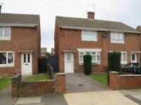 Large & Spacious 2 Bed Semi Detached House - Appleby Road, Farringdon, Sunderland, SR3 3HD