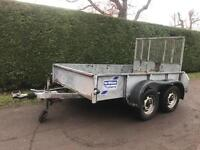 Ifor willliams 2.5tonne 8x5 trailer