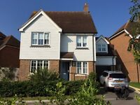 Four bed family home to rent in Lindfield, available October 29th