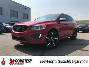 2015 Volvo XC60 T6 R-Design Platinum *Comes W/ Winter Tires