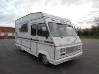 Talbot Express Elddis 4 Berth Motorhome / Campervan