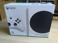 Xbox Series S like new in box
