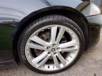 Set of Genuine 20 inch Jaguar OEM 'Kalimnos' Alloys Wheels, x 4......Ford Volvo.