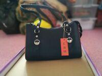 New Navy Blue Handbag