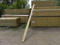 Timber Decking Joist 150mmx50mmx3.6m long