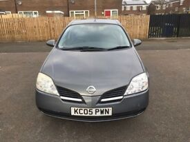 Nissan Automatic £1500 Primera long Mot - 5 door