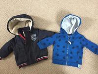 Baby Boys 6-9 Months Clothes Bundle - 9 items