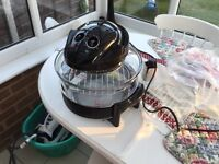 Ambiano 2 in 1 healthy air fryer
