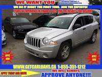 2009 Jeep Compass SPORT*NORTH EDITION*KEYLESS ENTRY*CLIMATE CONT