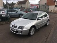 55 Rover 25 1.4, only 16000 miles