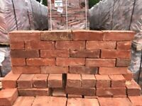 X525 68MM IMPERIAL HANDMADE COUNTRY BLEND BRICKS - LARGE STOCK