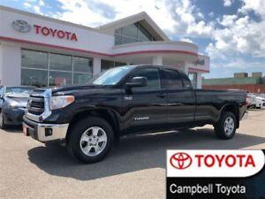 2014 Toyota Tundra SR5--DOUBLE CAB--LONG BOX--5.7L--4X4--REAR CA