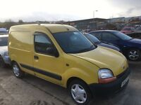 Renault Kangoo diesel 2003 year Parts Available - - engine - gearbox