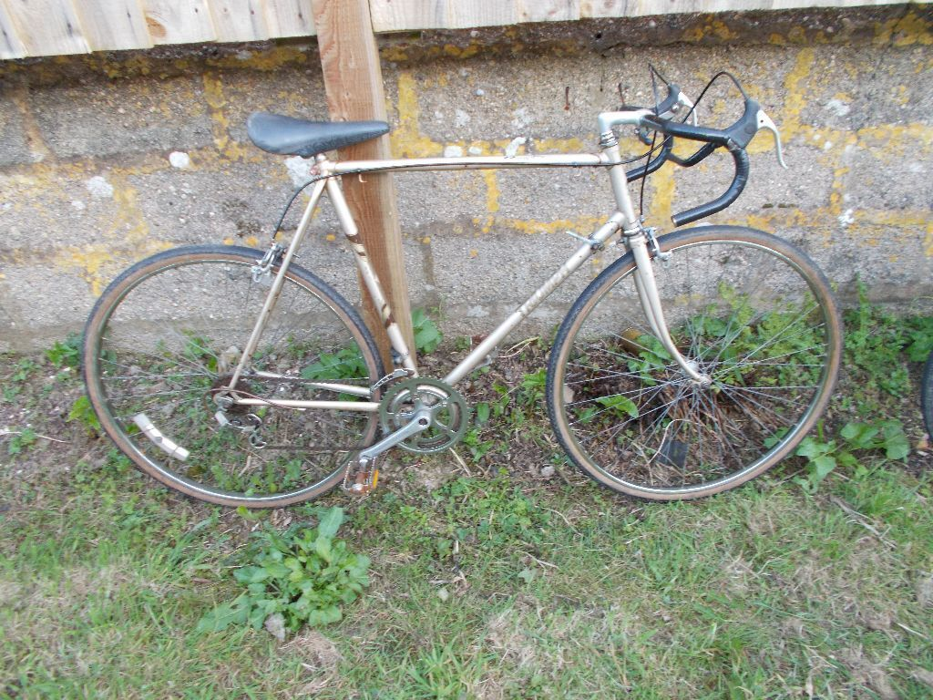 Vintage Racing Bicycle 13