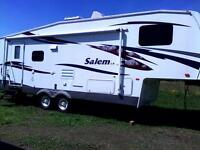 fifth wheel salem 24 rlbs