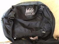 REI CIMA 80L backpack